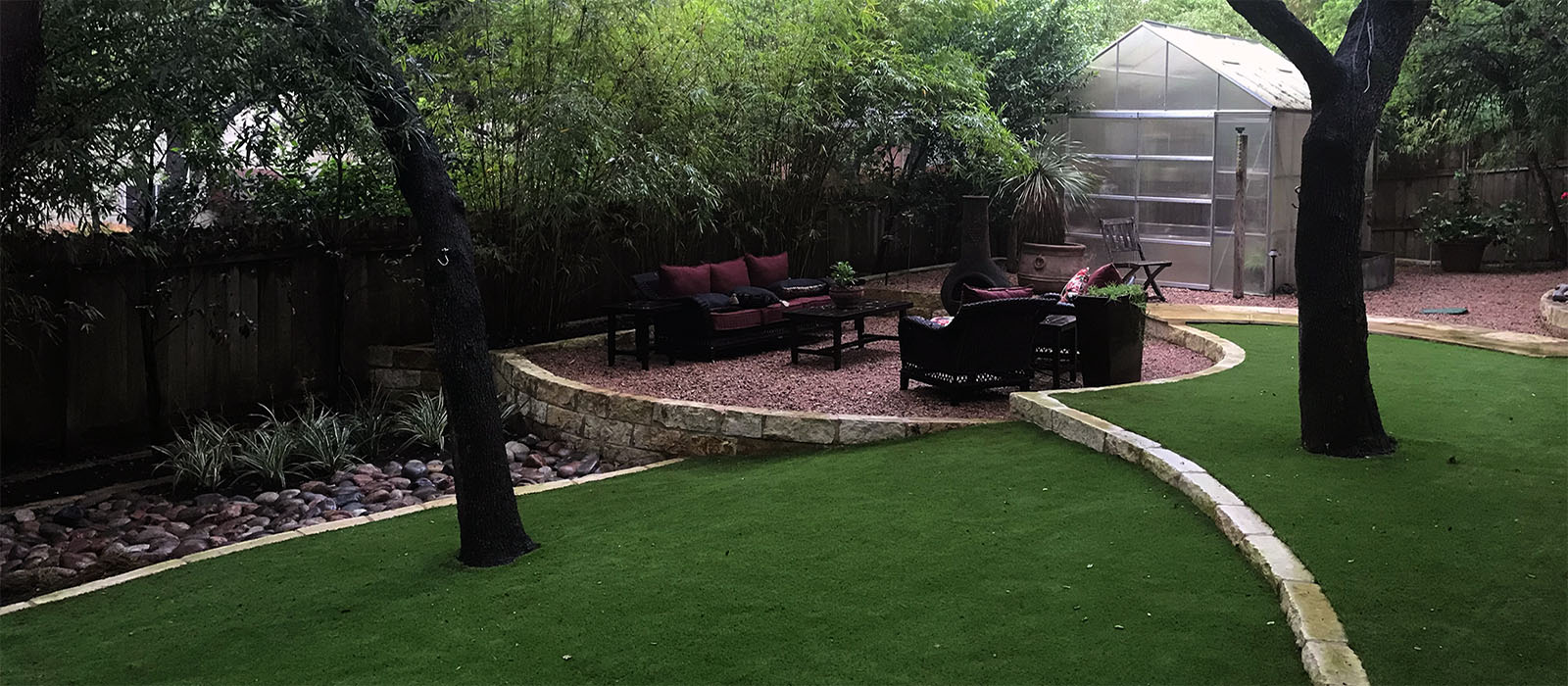 Artificial - Synthetic Turf Installation