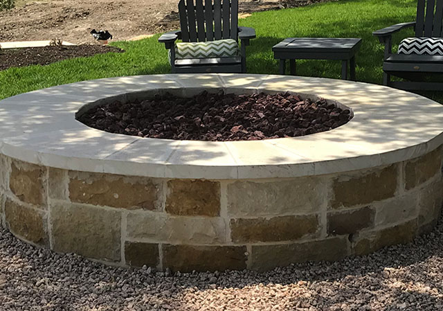 patios - fire pits - walkways and driveways