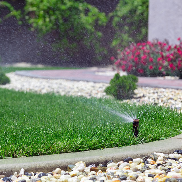 Lawn Sprinklers and Irrigation Systems
